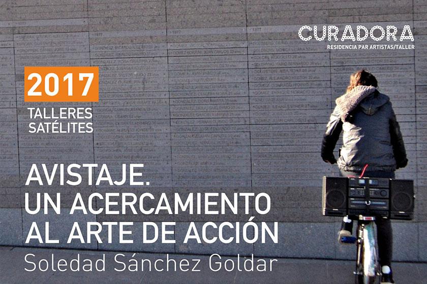 2017 / Talleres Satélites: Sánchez Goldar