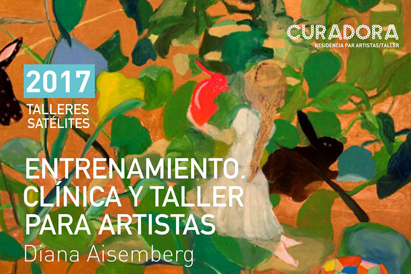 2017 / Talleres Satélites: Aisenberg