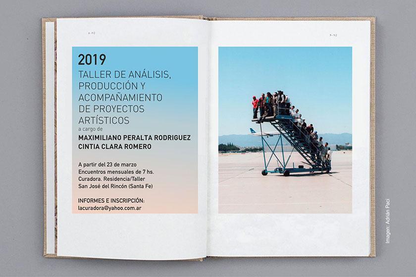 2014-2019 / Taller de análisis, producción y acompañamiento de proyectos artísticos
