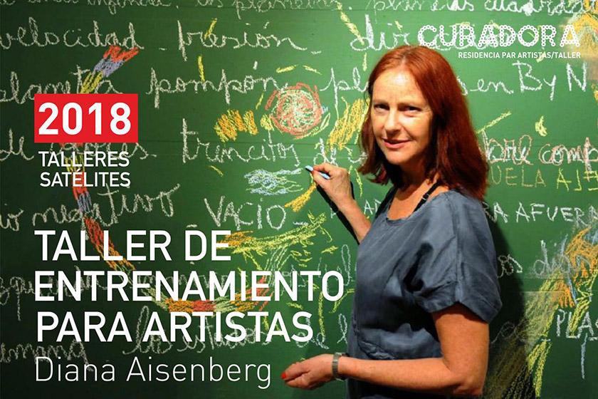 2018 / Talleres Satélites: Aisenberg