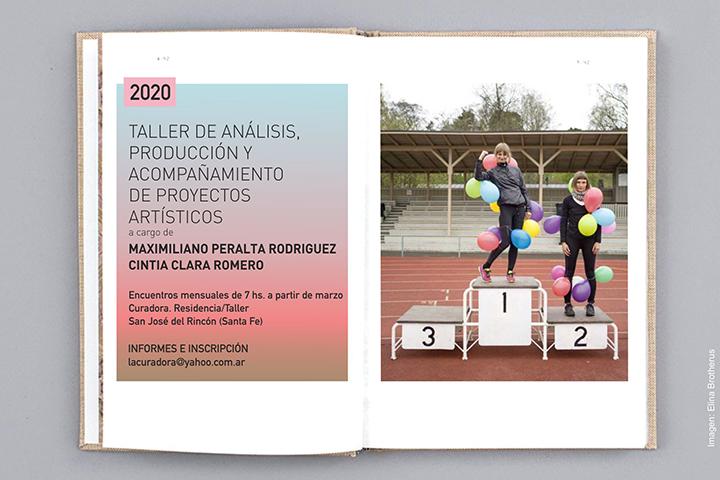 2014-2020 / Taller de análisis, producción y acompañamiento de proyectos artísticos