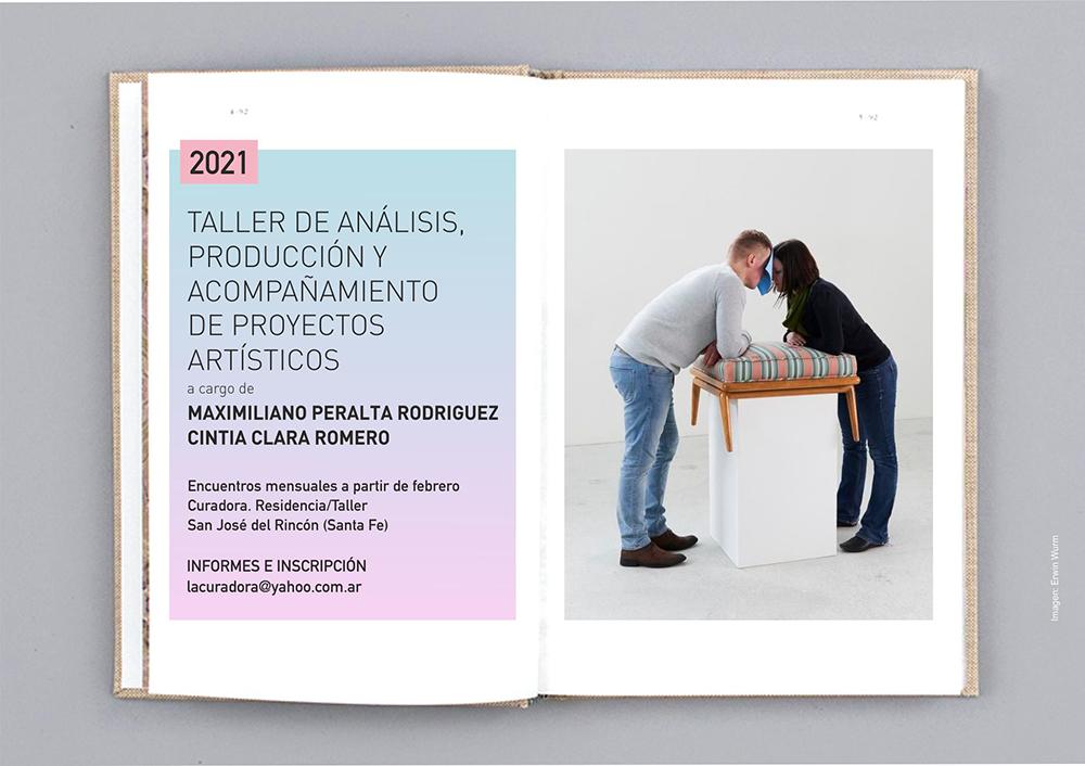 2014-2021 / Taller de análisis, producción y acompañamiento de proyectos artísticos